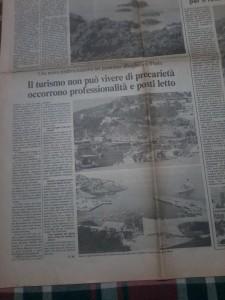 Intervista di Filippo Mulè ad Aldo Bonura