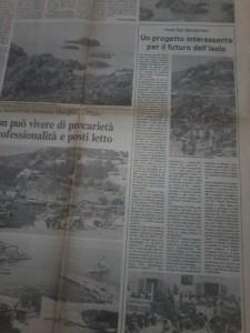 Hotel San Bartolomeo. Un progetto interessante per il futuro dell'Isola