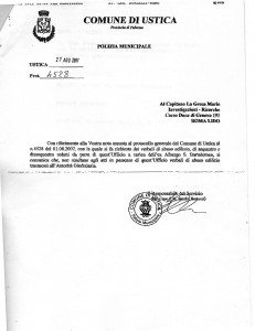 Polizia Municipale di Ustica 2007 risposta a La greca - Copia