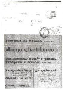 Rilascio art. 18 autorizzazione inizio lavori Genio Civile 1 ottobre 1980
