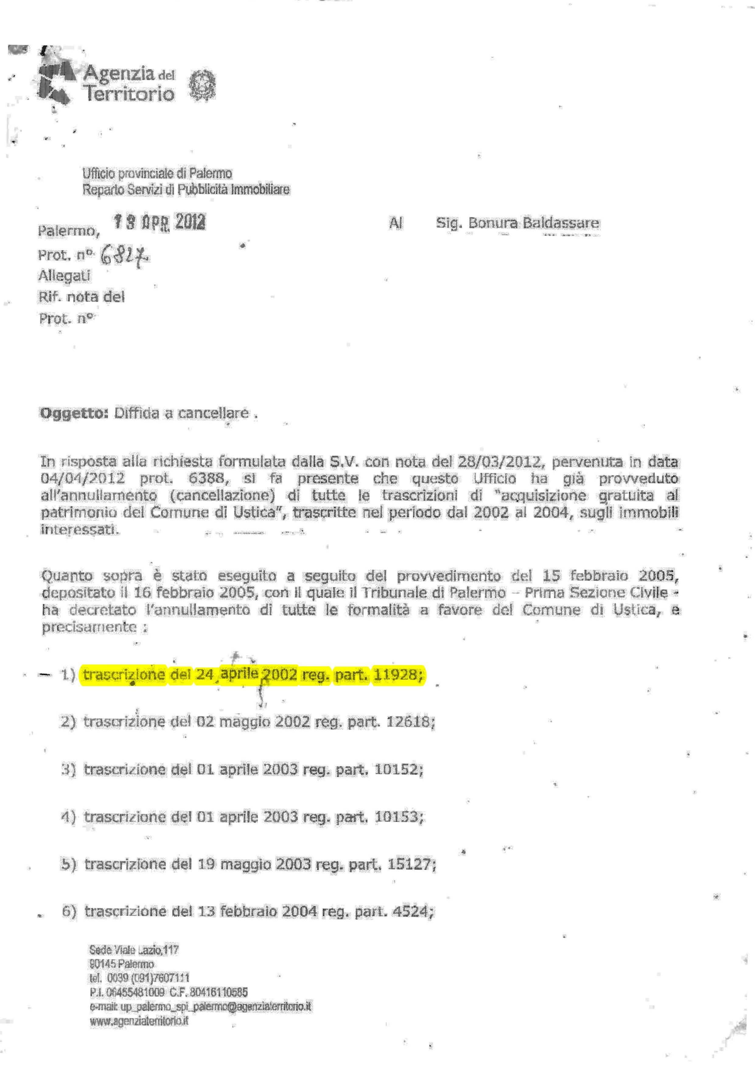 cancellazione trascrizione dai RR.II. di Palermo_Pagina_1